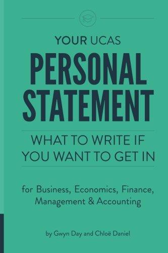 Finance personal statement ucas | Essay Help jjassignmentndsl ...