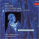 Händel: Alcina  (Gesamtaufn.) / Julius Cäser (Highlights)