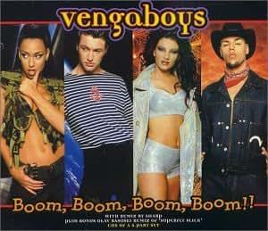 Vengaboys - Boom, Boom, Boom, Boom!! / Superfly Slick...