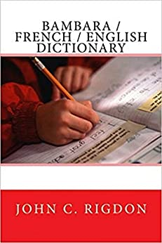 EPUB Descargar Bambara / French / English Dictionary (Words