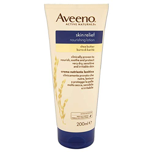 Aveeno Skin Relief Body Lotion - La Body Toning Lotion