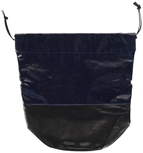 O bag Damen Sacca Basket Tess Spalmato Handtasche, 20 x 19 x 14 cm Braun (Marrone)