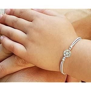 Armschmuck Tochter Enkeltochter Lebensblume 925 Silber