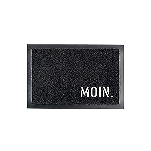 MOIN. Fußmatte | Fußabtreter | Türvorleger | 40 x 60 cm | waschbar | mit Spruch | Geschenk | Hochzeit | Geburtstag | Einzug | Weihnachten