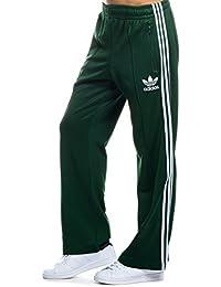 d207ca72e1cf adidas Originals Europa TP Beckenbauer Trainingshose Hose Sporthose Grün  Weiß