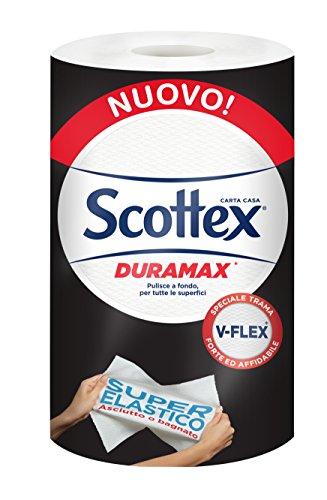 Scottex Duramax Carta Casa per Tutte le Superfici - 1 Maxirotolo