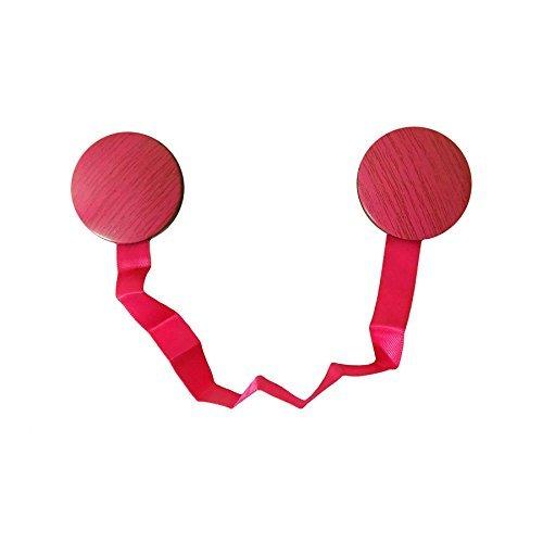 2-x-magnetisch-holzoptik-einfache-verwendung-vorhang-drapierung-raffhalter-zurckhalten-pink