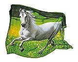 Legler 8070 Fleecedecke Pferd