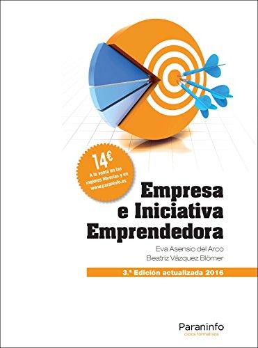 Empresa e iniciativa emprendedora 3.ª edición por EVA ASENSIO DEL ARCO