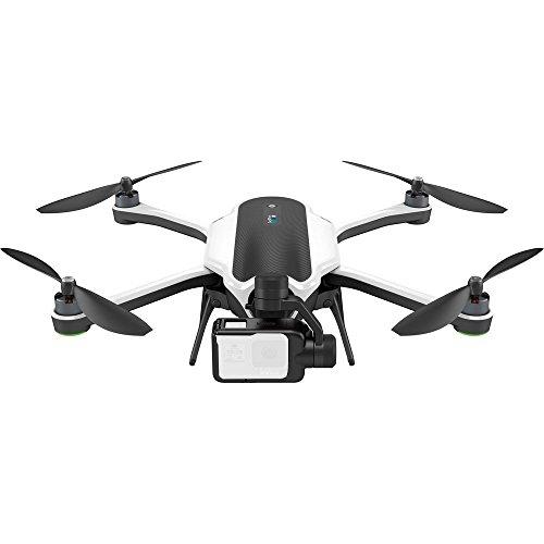 GoPro Karma - Dron con arnés para HERO5, color negro y blanco