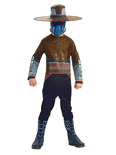 Star Wars Cad Bane Kinder Jungen Halloween Fasching -