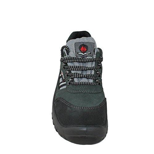 Aimont bora evol s1P sRC chaussures de travail chaussures chaussures berufsschuhe businessschuhe plat vert Vert - Vert