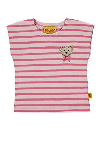 Steiff Baby-Mädchen o. Arm T-Shirt, Mehrfarbig (Y/D Stripe Multicolored 0001), 92 -