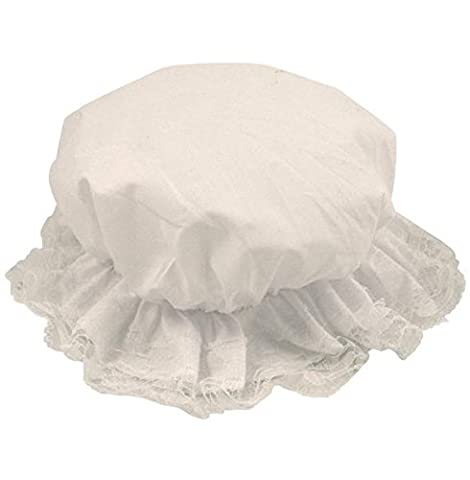 Costumes Pour Costume World Book Day - Fancy Dress White Mop Maid Maids Victorian