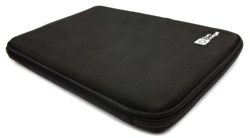 """DURAGADGET Wasserabweisend und robust: Schwarzes Tablet-Etui für Ihr Samsung Galaxy Tab S 8.4"""" (LTE/Wifi)"""