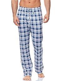 f0ad63747d Timone Pantalones Largos de Pijamas 100% Algodón Hombre TPP-001