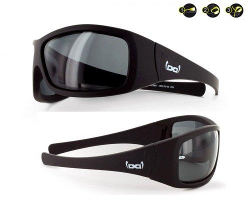 Gloryfy G3 unbreakable - Sonnenbrille, Color:pure black