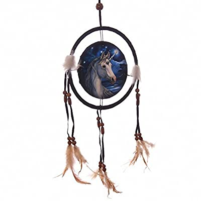 Lisa Parker Unicorn Dreamcatcher 16cm Gifts, and, Cards Easter, Gift, Idea Occasion, Gift, Idea by Puckator