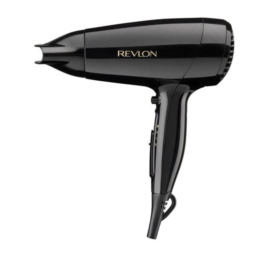 revlon 9142cu - 417PZfwKHpL - Revlon 9142CU 2000w powerdry Lightweight hairdryer Black