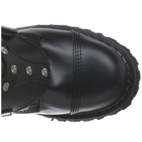 Demonia , bottes homme Noir - noir
