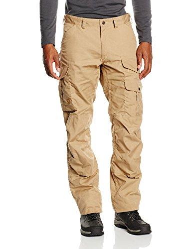 Fjällräven Herren Barents Pro Trousers, beige (Sand),50 EU