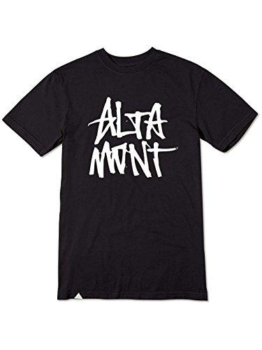 Altamont -  T-shirt - Uomo Nero