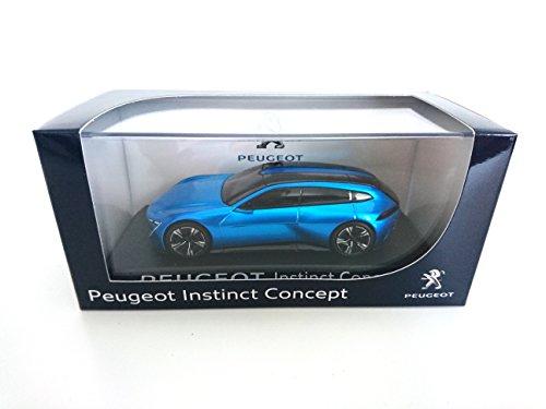 Peugeot Instinct Concept 2017 1/43 NOREV réf: 473892