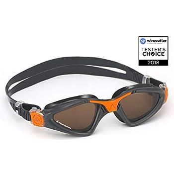 e0b608bacff Aqua Sphere Unisex Adult Kayenne Swimming Goggles