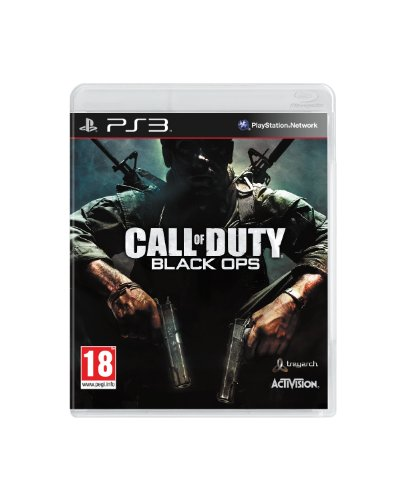 Call of Duty: Black Ops (PS3) [Importación inglesa]