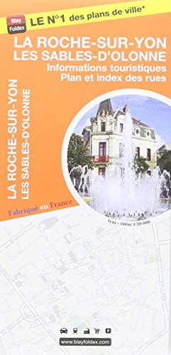 Sables-d'Olonne La-Roche-sur-Yon : 1/10 000