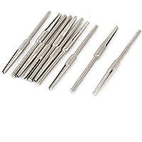 2,35mmx16mmx50mm Split Dorn Werkzeug für Schleifmittel Papier Schleifpapier 100