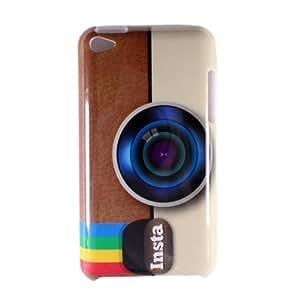 Wipods ® Motif Instagram appareil photo-Coque iPod Touch 4–Coque arrière pour Apple iPod Touch 4 g de 4e génération