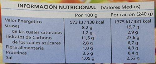 Carretilla Ensalada De Pasta Con Atún - 240 g