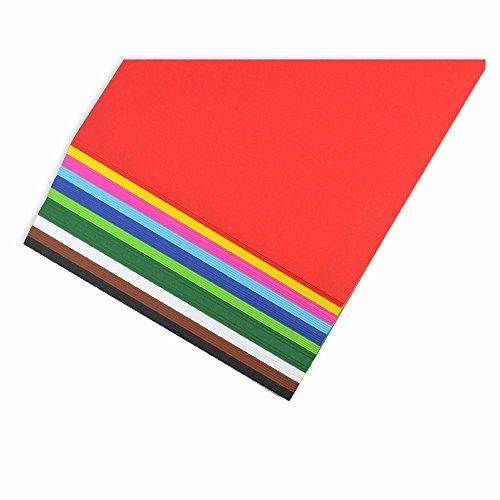 farbpapier Creleo Fotokarton 300 g, A4 sortierung 50-er pack, bunter mix