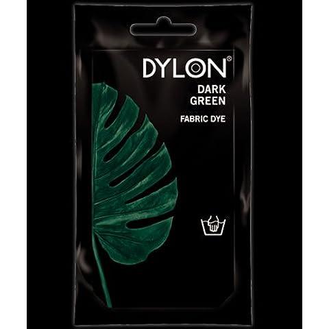 Mano de färbe de color nº 448de color verde oscuro