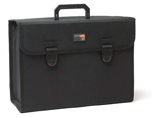 New Looxs Single Pannier 2 Lock Basic Gepäckträgertasche, Black, 41 x 30 x 16 cm