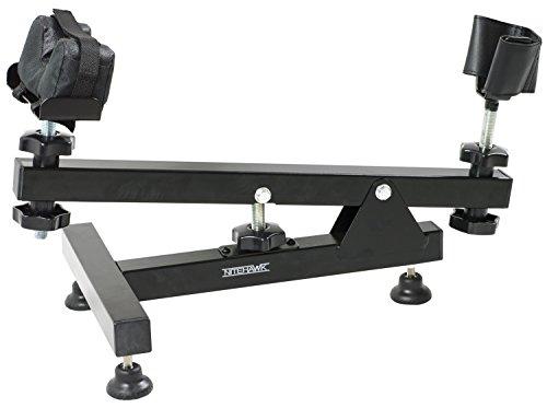 Nitehawk - Chevalet de tir/nettoyage/réglage de l'optique - pour fusil/stable