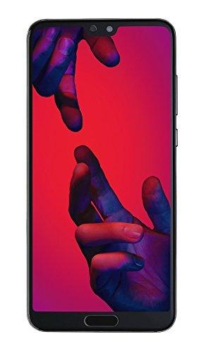 Huawei P20 Pro, éligible offre promotionnelle (sous conditions) - Smartphone Portable Débloqué 4G (Ecran : 6,1 Pouces - 128 Go - Double Nano-SIM - Android) Noir [Version française]