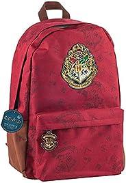 Paladone Harry Potter Hogwarts Backpack - Great School Bag or Book Bag