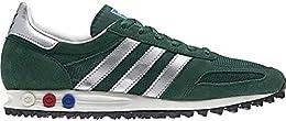 adidas trainer verde militare