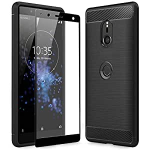 c7d2dd8753 Olixar Sony Xperia XZ3 Case With Screen Protector - Case Compatible ...