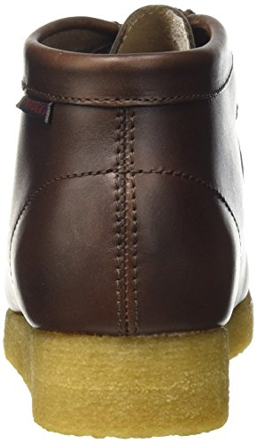 Sebago Koala Hi, Stivaletti in Pelle, Unisex - Adulto Marrone (Brown)