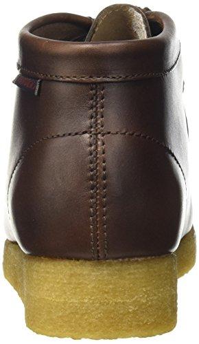 Sebago Unisex-Erwachsene Koala Hi Brogue-Schuhe Marrone (Brown)