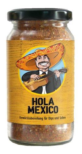Dip- und Grillsossen-Gewürzmischung Hola Mexico