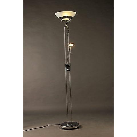 SSBY Metal - Lámparas de Suelo - LED - Moderno/ Contemporáneo/Tradicional/ Clásico/Novedad , warm white-220-240v