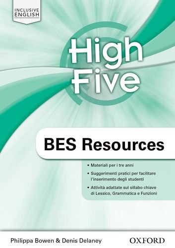 High five. BES resouces. Per la Scuola media