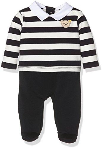 Steiff Baby Jungen Strampler Anzug Special Day 6642831, Mehrfarbig, Gr. 68