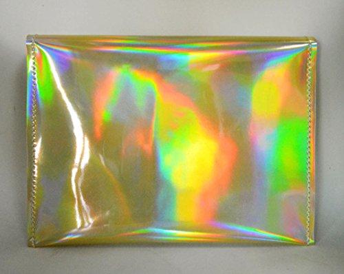 AiSi Zaino Scuola, Golden (dorato) - nb-00063A3 Golden