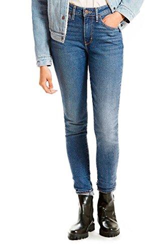 Levi's ® 721 High Rise Skinny W jean fine line dark indigo