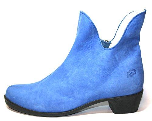 Loints of Holland , Coupe fermées femme Blau (blau 155)